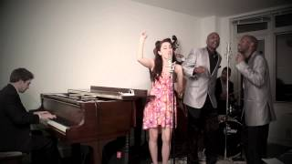 Repeat youtube video We Can't Stop - 1950's Doo Wop Miley Cyrus Cover ft. Robyn Adele Anderson, The Tee - Tones