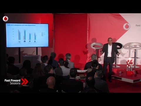 Vodafone Fast Forward Session Barcelona (Resumen y entrevistas)
