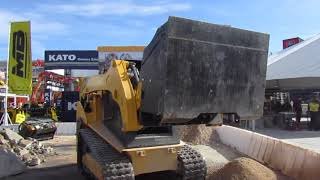 Video still for MB Crusher Demonstrates Products at World of Concrete 2020