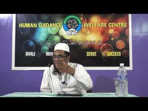 Aqeede Ki Ahmiyath --by-- Shaikh Dr.R.K. Noor Muhammed Omeri Madani
