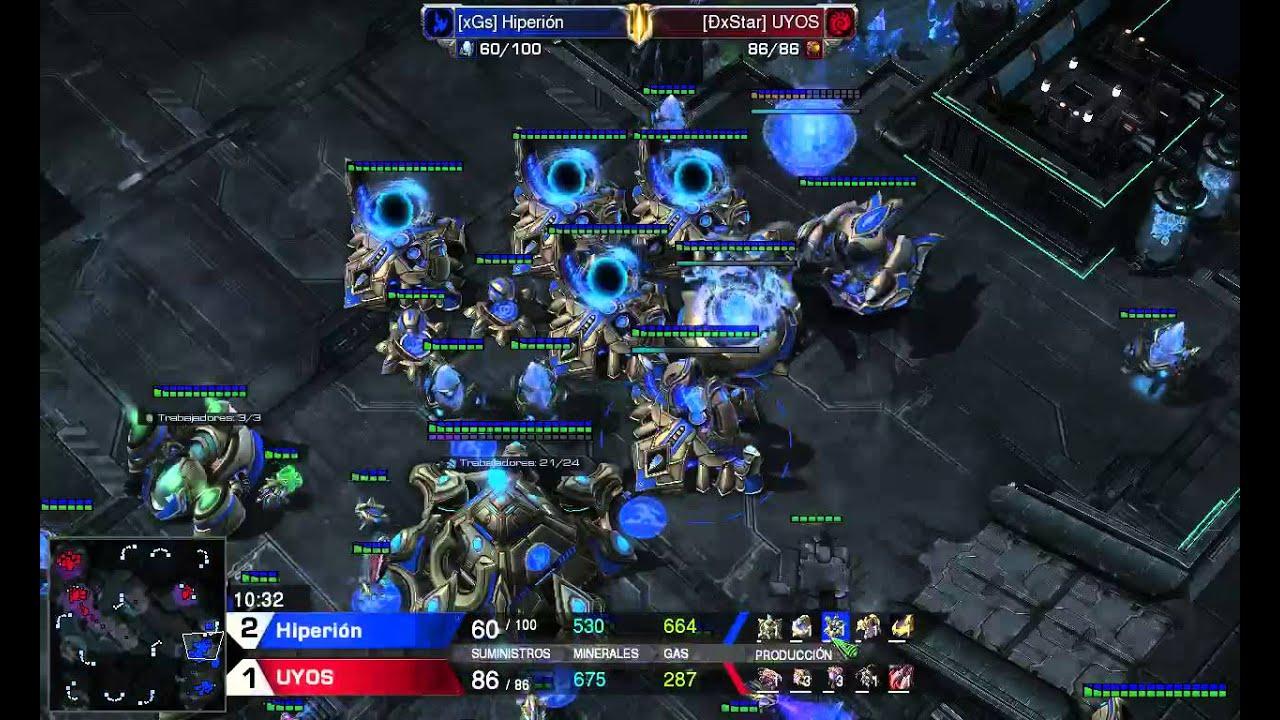 Starcraft 2 Hots Lapl Game 4 Uyos Vs Hiperion