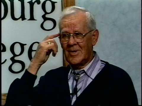 Conrad Johnson Oral History Interview, 10/16/1996