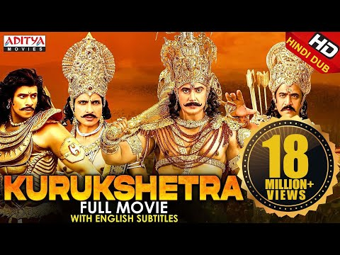 Kurukshetra (2021) New Hindi Dubbed Movie | Darshan, Nikhil, Sonu Sood, Arjun Sarja, Ambarish, Sneha