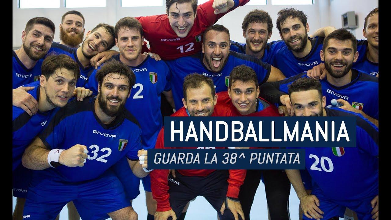 HandballMania - 38^ puntata [14 giugno]
