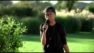 X Factor USA 2011- Judges House- Brian Bradley- Can