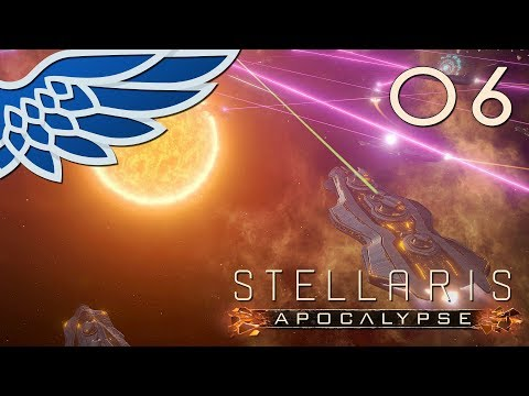STELLARIS APOCALYPSE 2.0 | GALACTIC SURVIVAL CASUS BELLI PART 6 - Let's Play / Gameplay