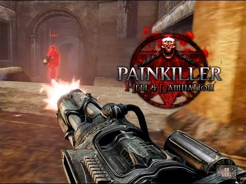 painkiller hell damnation купить