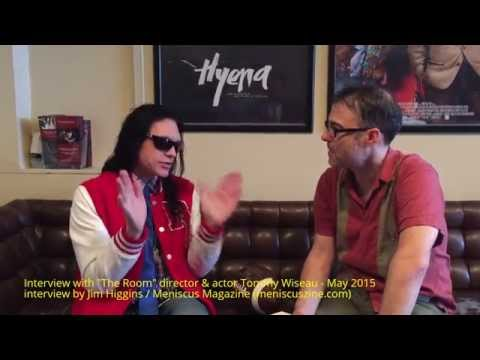 """Interview with Tommy Wiseau (""""The Room"""") - Los Angeles, May 2015 - Meniscus Magazine"""