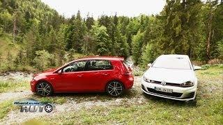 VW Golf GTI vs. VW Golf GTD | Abenteuer Auto Classics