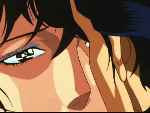 Ryo Kaori First Kiss City Hunter