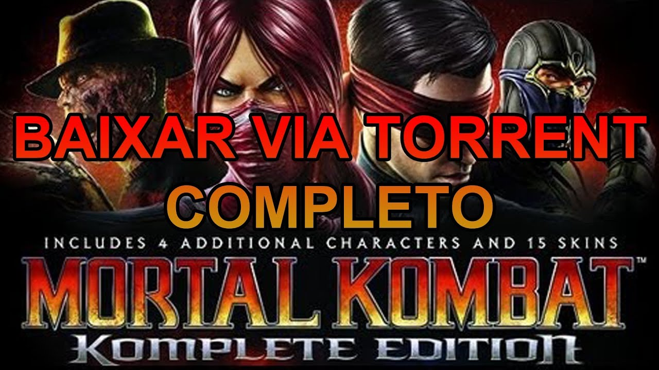Mortal kombat komplete edition (2013) cкачать через торрент без.