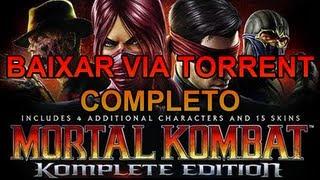 видео Mortal Kombat: Armageddon [Игры для PC 2007] скачать торрентом/torrent бесплатно