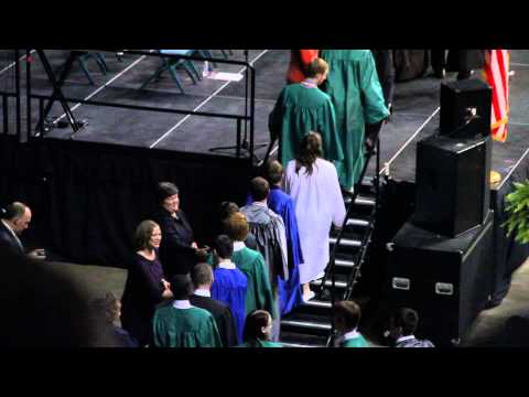 Graduation Miami Valley CTC - Congrats Joey!!!
