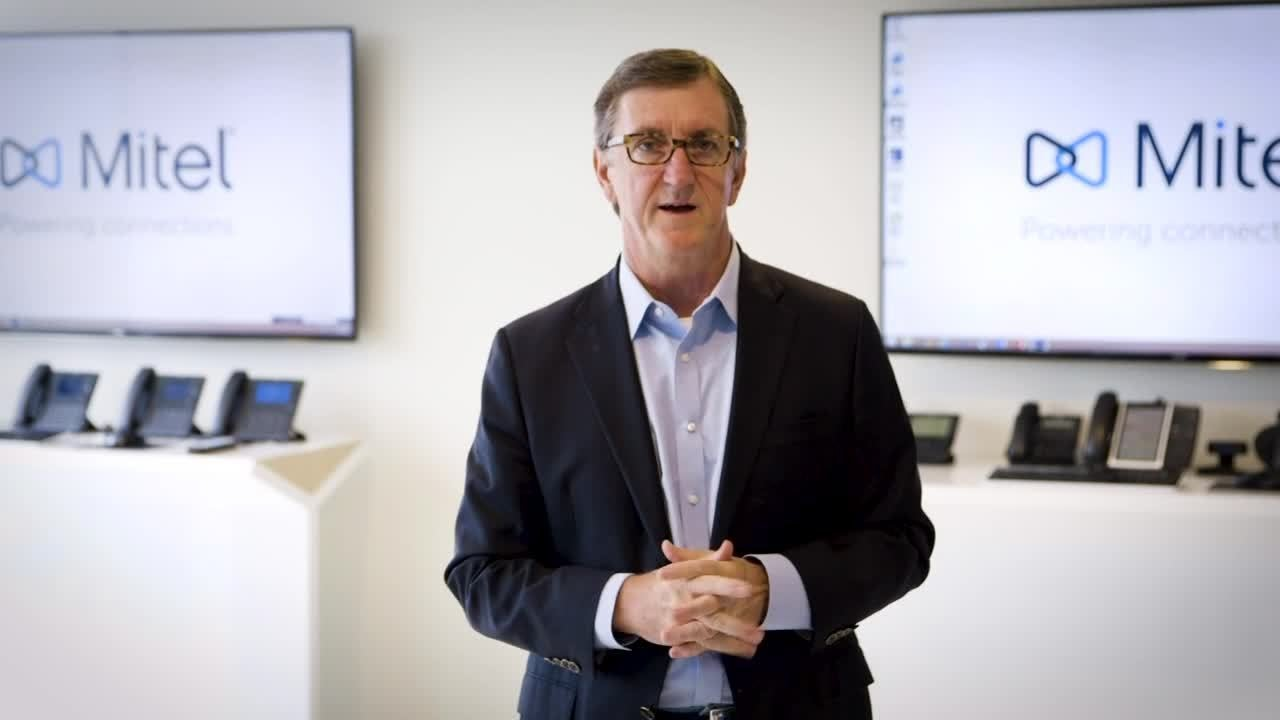 Mitel Partner Update - Mitel's Strategy for Accelerated UCaaS Growth