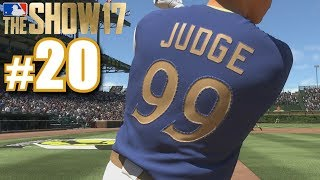 JUDGE AND BELLINGER! | MLB The Show 17 | Diamond Dynasty #20
