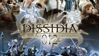 Dissidia 012 Final Fantasy Video Review