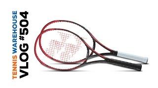 Yonex VCORE SV racquets (SNEAK PEEK!) - VLOG #504