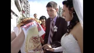 Свадьба Маша и Рома Днепродзержинск