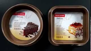 Форма для торта раскладная Delicia