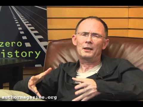William Gibson Interview