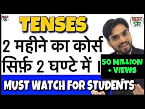 Learn Tenses in English Grammar with Examples | Present Tenses, Past Tenses, Future Tenses