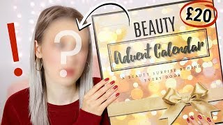Full Face Of ADVENT CALENDAR Makeup + UNBOXING | Sophie Louise