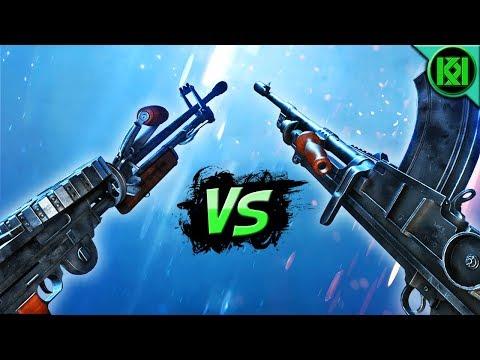 Battlefield V: LEWIS GUN VS. BREN ~ Best Gun? BF5 Multiplayer Gameplay [Weapon Versus] thumbnail