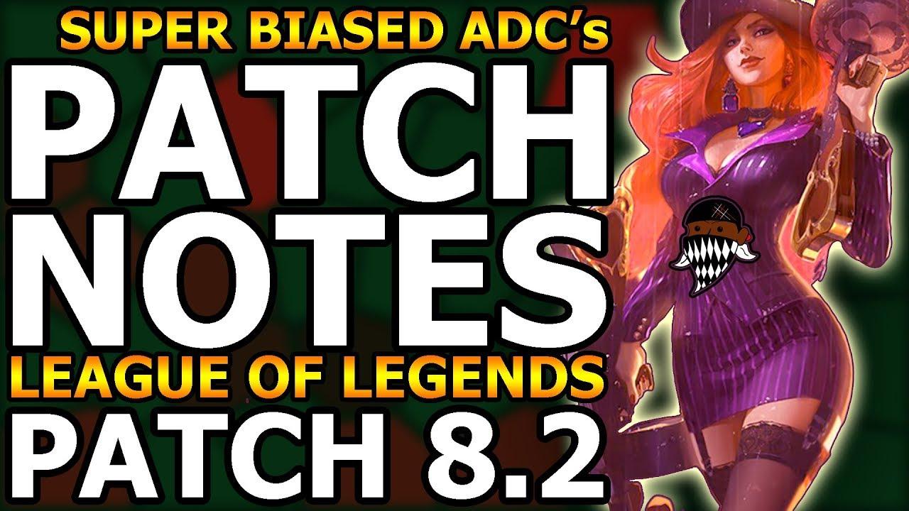 8.2 League Of Legends