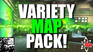 Unofficial MW Remastered Variety Map Pack Preview! 4 NEW MAPS COMING!