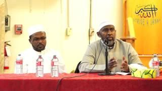 isku xirnaanta qoyska shaikh abukar imamka masjid khalid bin waleed