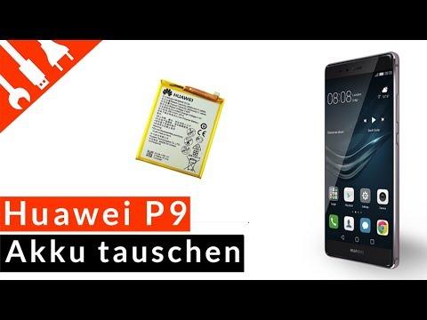 HUAWEI P9 Akku wechseln   kaputt.de