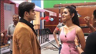 Priya Prakash Varrier Start Her Upcoming Movie Shoot , Shree Devi Bungalow  With Arbaz Khan