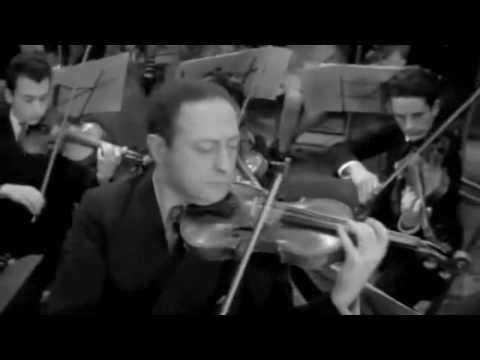 Jascha Heifetz -  Mendelssohn Concerto (3)Mov