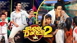 October Promtion On Super Dancer 2   Varun Dhawan, Banita Sandhu