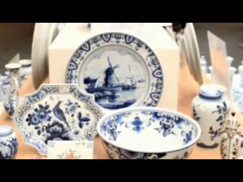 A Visit to Royal Delft Pottery in Holland