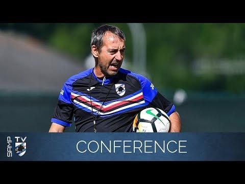 Hellas Verona-Sampdoria: le parole di Giampaolo