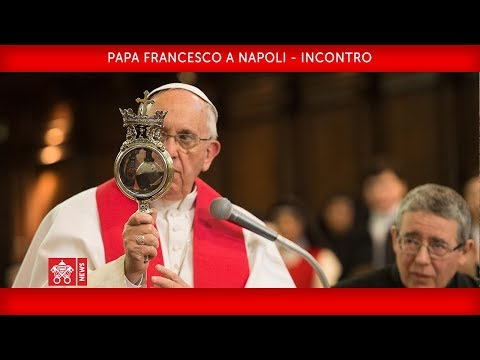 Pope Francis-Naples-Meeting 2019-06-21