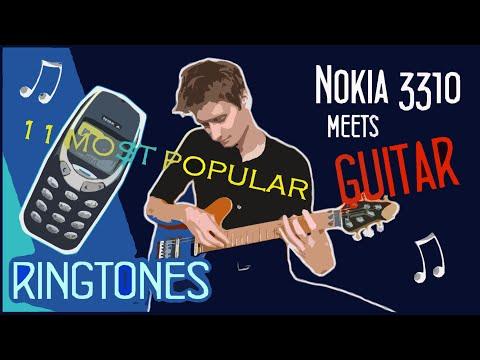 Nokia 3310 meets GUITAR (The Ringtone Medley)