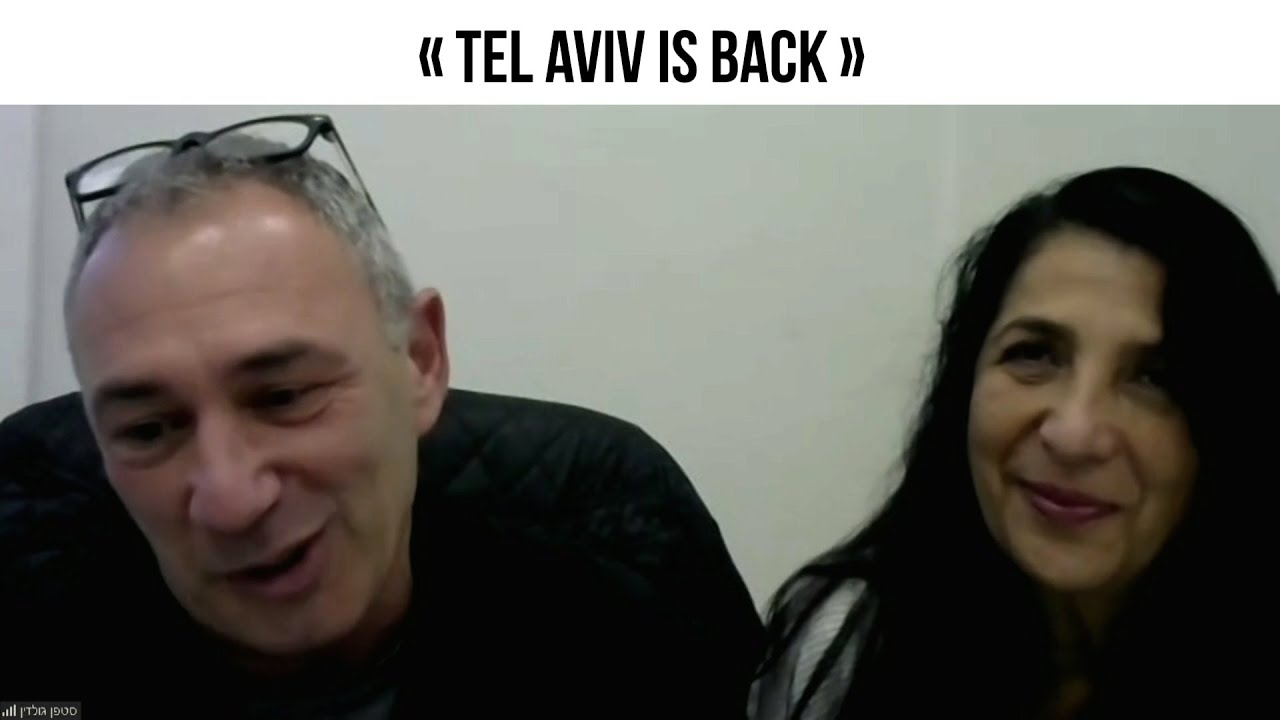 « Tel Aviv is back » - Actuculture#259