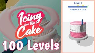 Icing on the Cake (by Lion Studios) Level 1-100 Gameplay