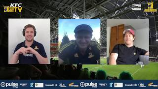 Landers Lounge - Episode 1 with guests Tony Brown and Marty Banks