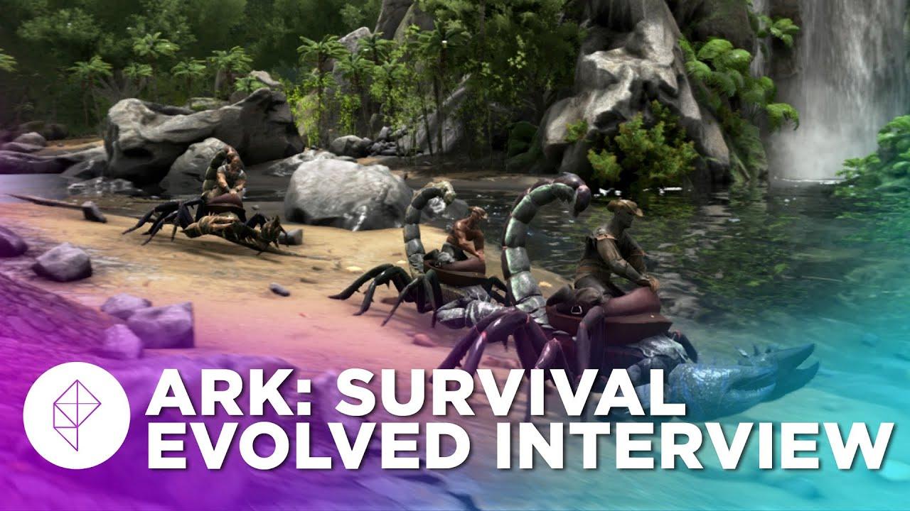 Pokémon mod for Ark: Survival Evolved lets you hunt