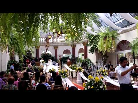 """WEDDING MUSICIANS MANILA PHILIPPINES """"Take And Receive"""" SINGERS STRINGS BAND MUSIC EVENTS"""