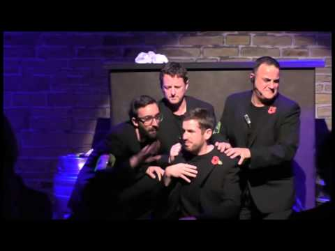 Bouncers by John Godber - presented by Made Up North Theatre Company