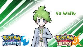 10 Hours Wally Battle Music - Pokemon Sun & Moon Music Extended