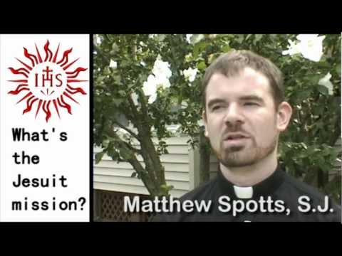 What's the Jesuit mission?