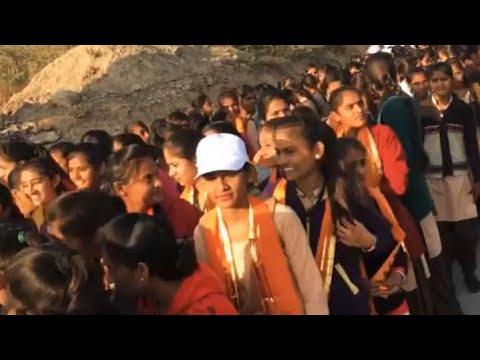 Run For Sagwara , (PART1)स्वच्छ भारत स्वच्छ सागवाडा अभियान रैली , मुख्य अतिथि श्रीमती अनिता जी कटारा