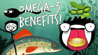 10 Proven Omega 3 Benefits and 7 Best Omega 3 Foods