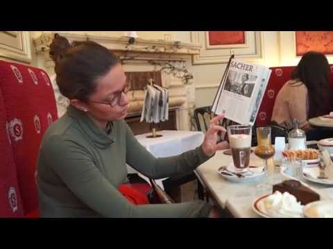 Cafe Sacher - Viena