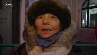 В Москве полиция задержала участников  прогулки оппозиции